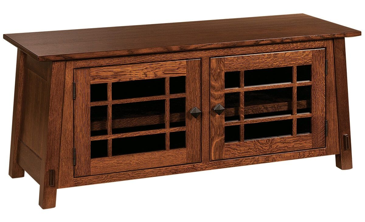 Sebastian McCoy 2-Door TV Stand