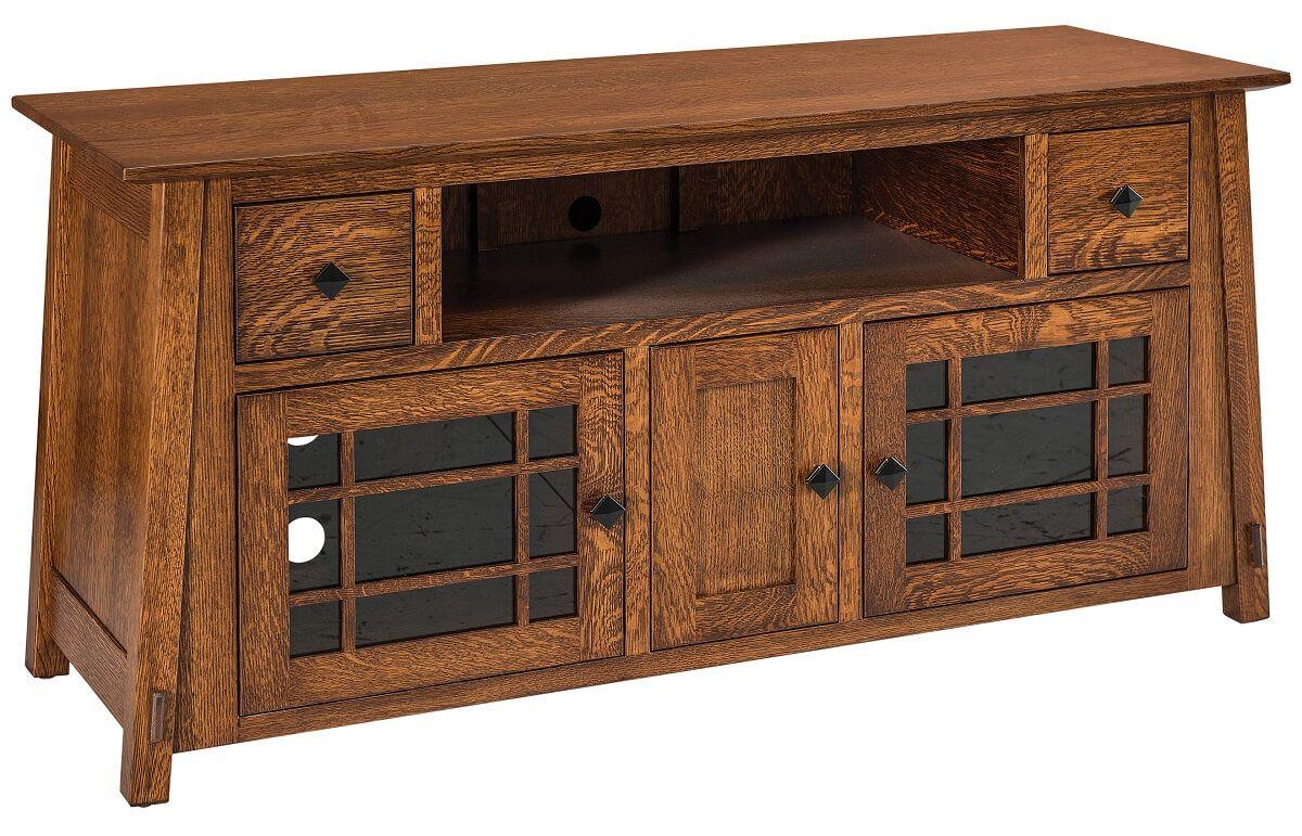 Custom Television Cabinet