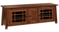 Sebastian McCoy 3-Door TV Stand
