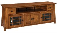 Sebastian McCoy 4-Door TV Cabinet