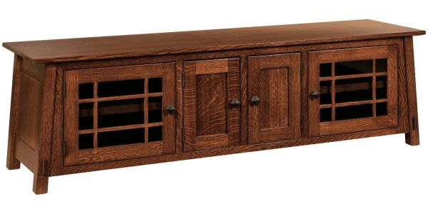 Sebastian McCoy 4-Door TV Stand