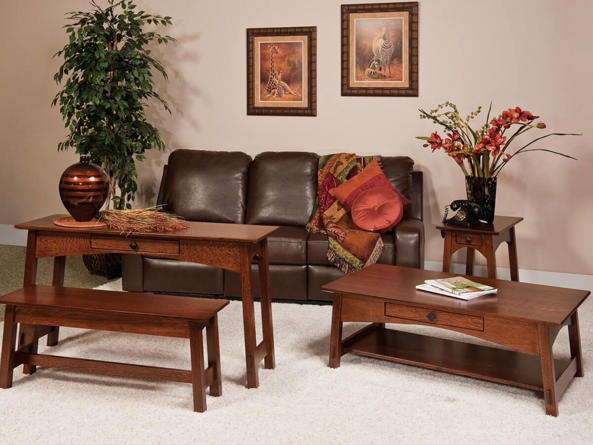 Sebastian McCoy Amish Living Room Set
