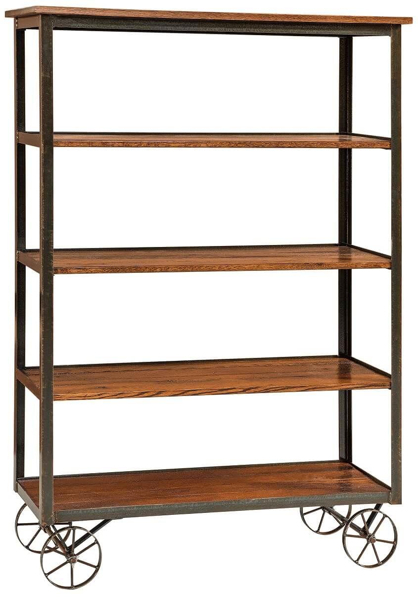 Steeldel Reclaimed Bookcase