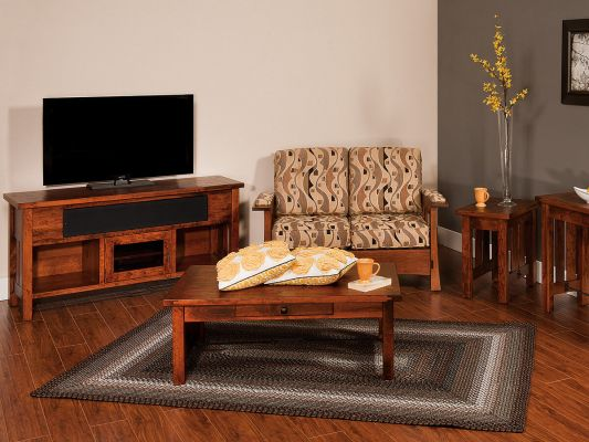 Tuscon Amish Living Room Collection