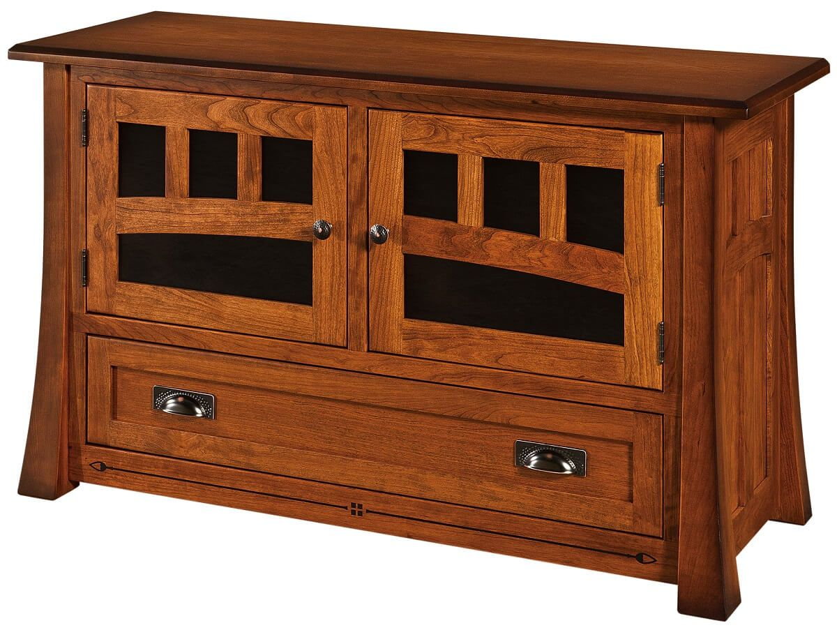 Tularosa 2-Door TV Cabinet