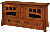 Tularosa 3-Door TV Cabinet