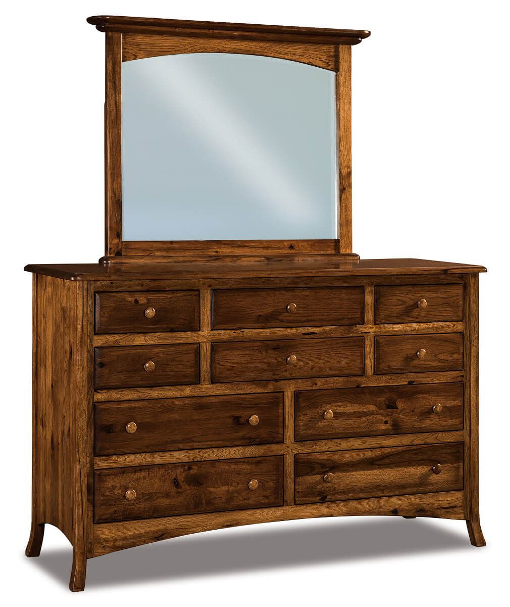 Bradley Dresser with Mirror