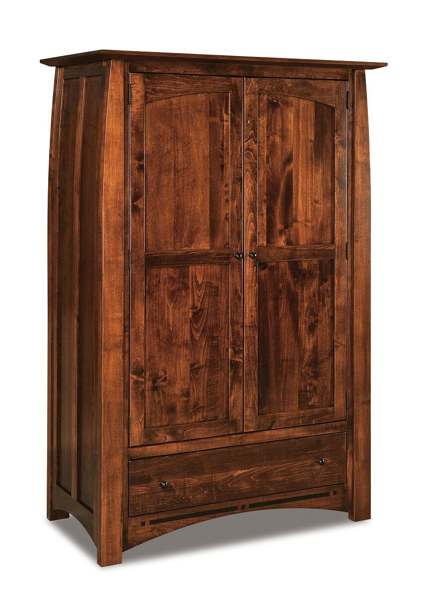 Castle Rock Wardrobe Armoire