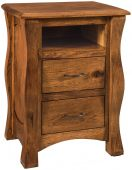 Edmond 2-Drawer Nightstand