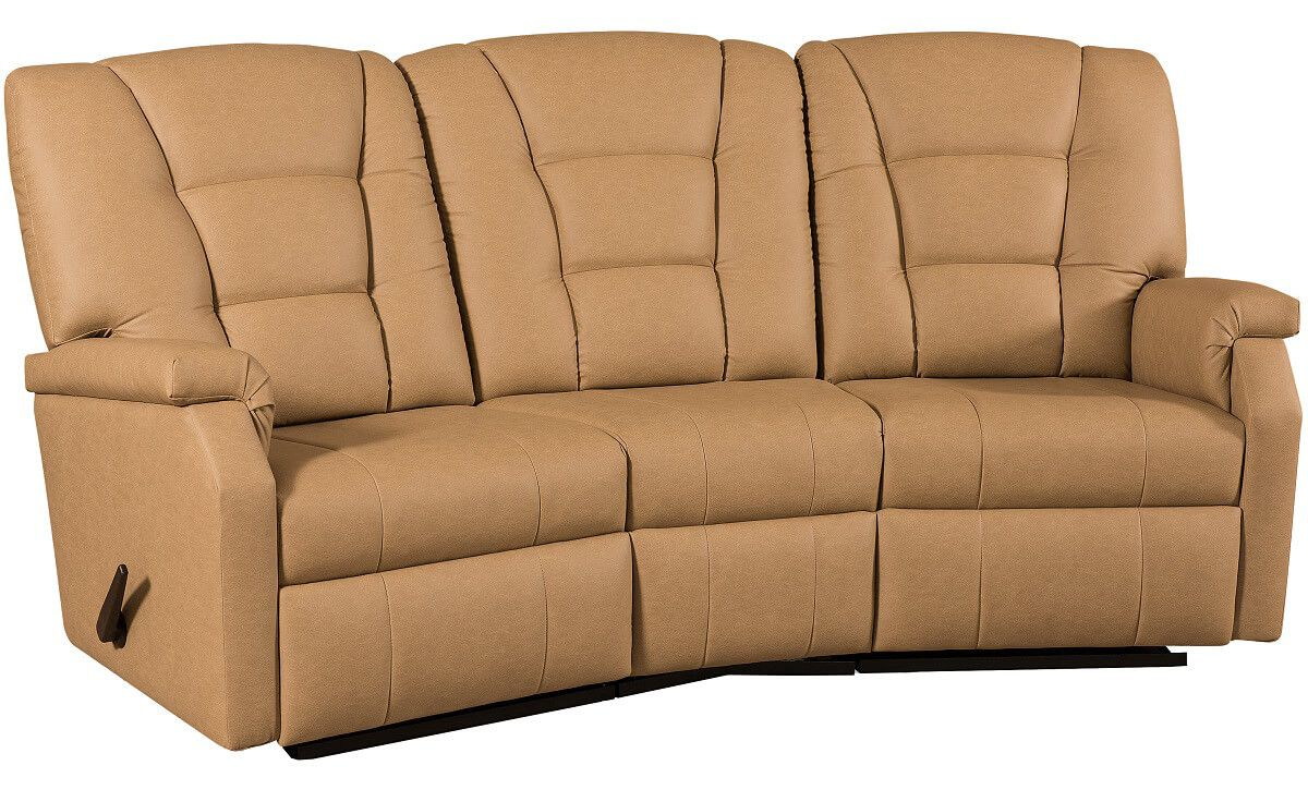 Emerson Curved Sofa