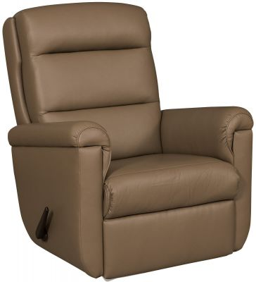 Fully Upholstered Amish Recliner