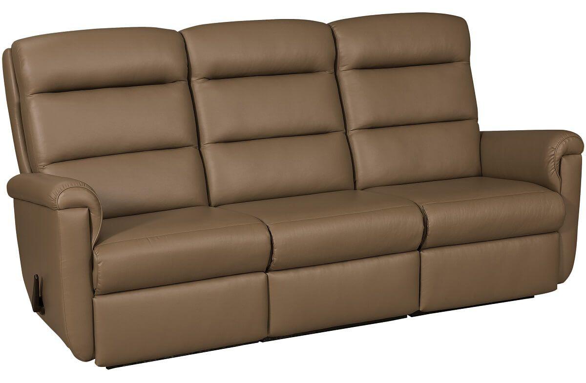 Fully Upholstered Amish Sofa