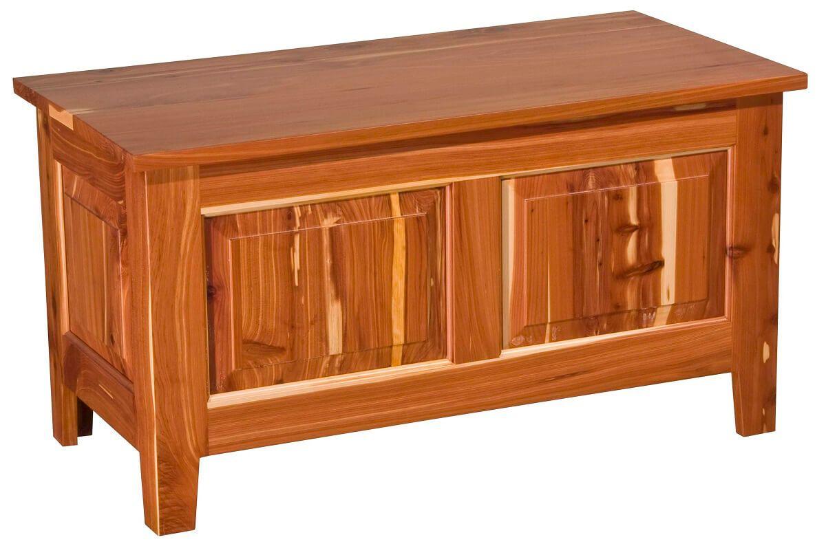 Alliston Cedar Storage Chest