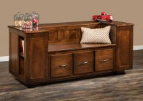 Tiverton Storage Bench