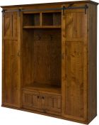 Ambler Barn Door Hall Seat