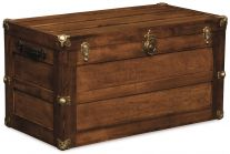 Superbe Calico Storage Trunk
