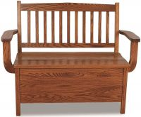Elmore Storage Bench