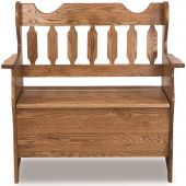 Fletcher Storage Bench
