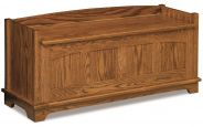 Amish Harlow Bench Chest