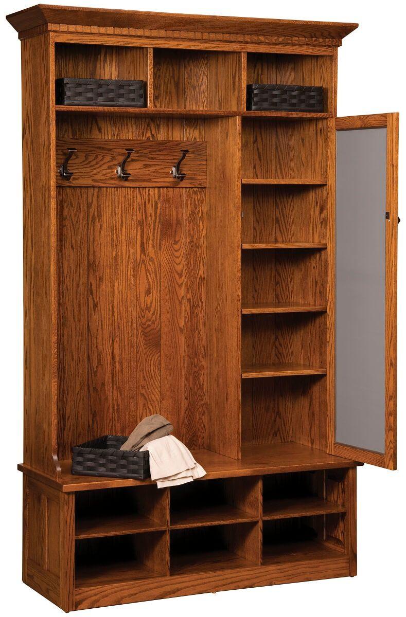 Four Adjustable Shelves