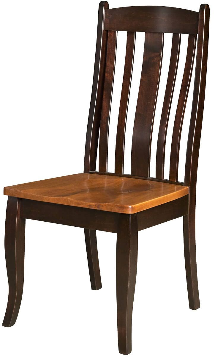 Kensington Malibu Solid Wood Dining Chair - by Countryside