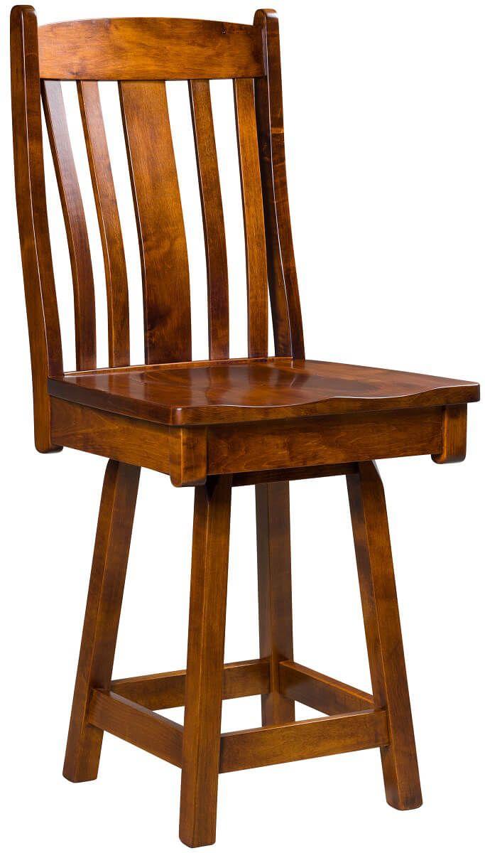 Astaire Swivel Pub Chair