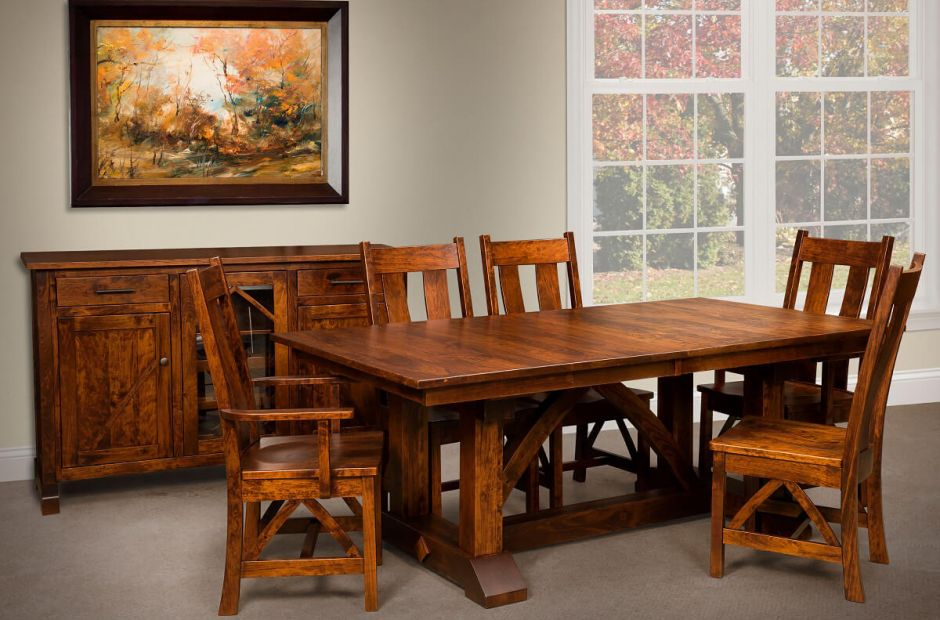 Barton Ridge Kitchen and Dining Set image 1