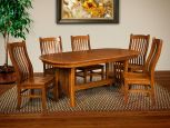 Pictured with Berkshire Trestle Dining Table