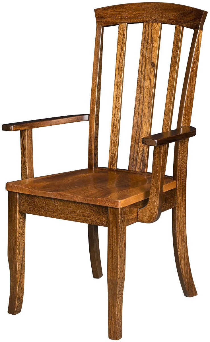 Busseron Creek Arm Chair
