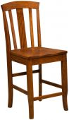 Busseron Creek Bar Chair