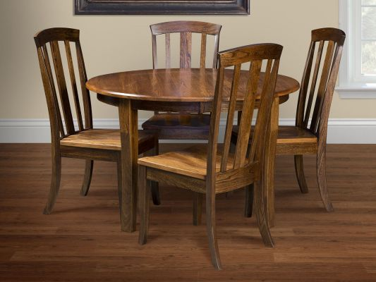 Busseron Creek Table and Chairs