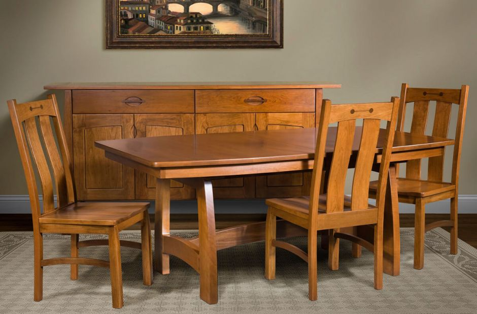 Carder Rock Dining Set image 1