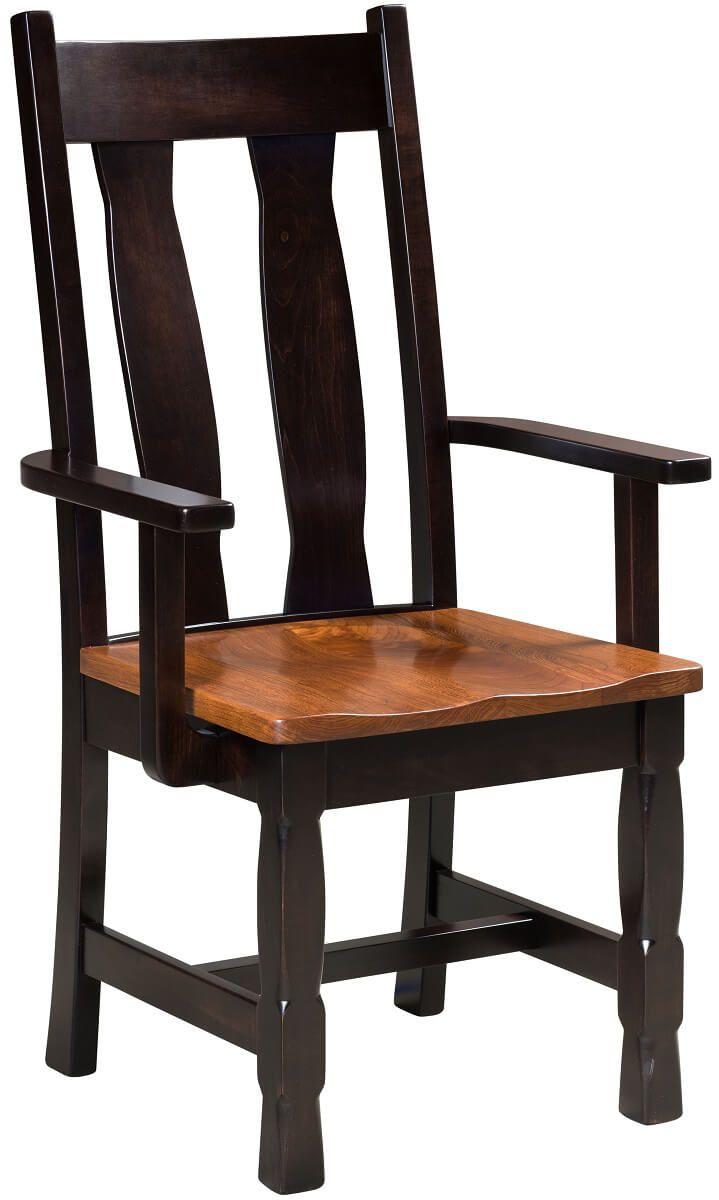 Carnaby Street Dining Arm Chair