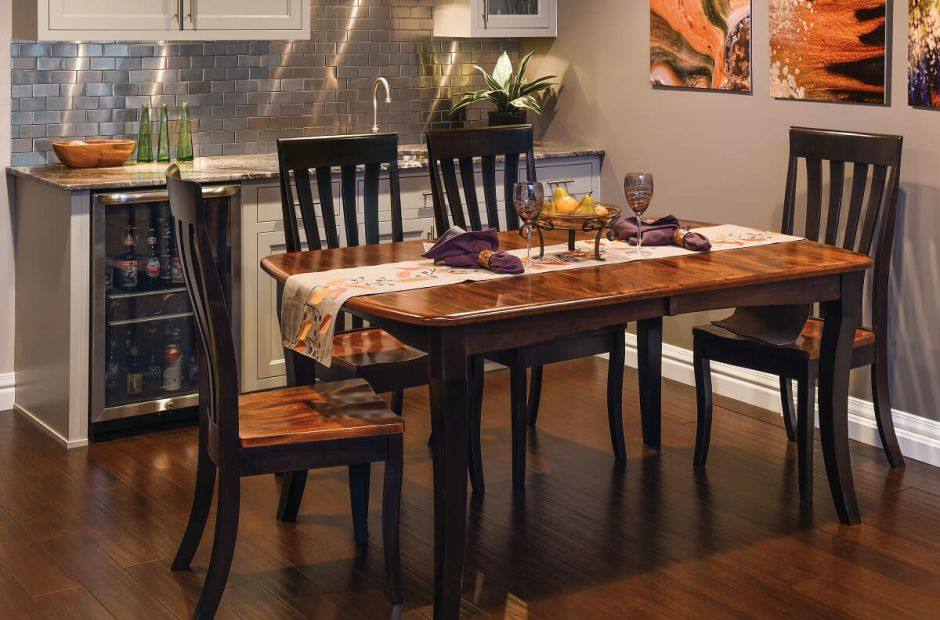 Castleton Handcrafted Dining Room Set Countryside Amish