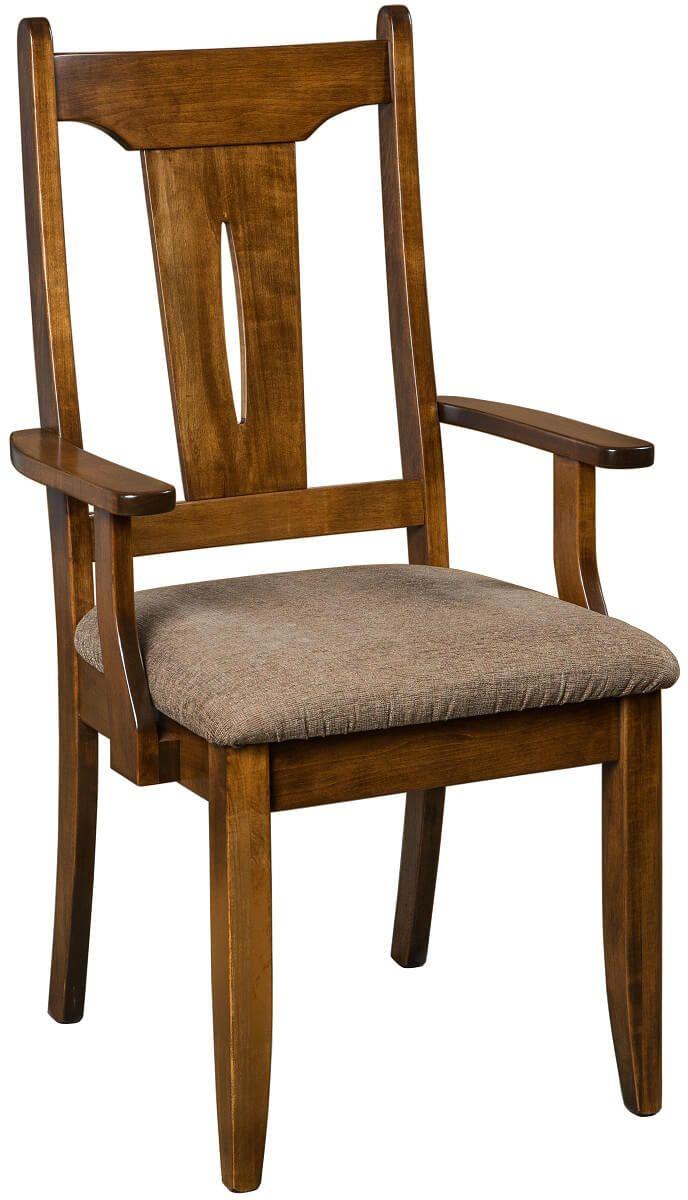 Clover Contemporary Arm Chair