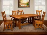 Coral Gables Craftsman Dining Set