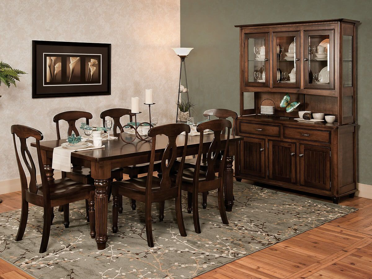 Duncanville Farmhouse Dining Set