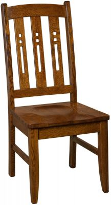 Elbridge Arts and Crafts Side Chair