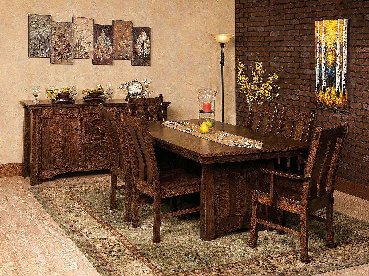 Fontana Craftsman Kitchen Set