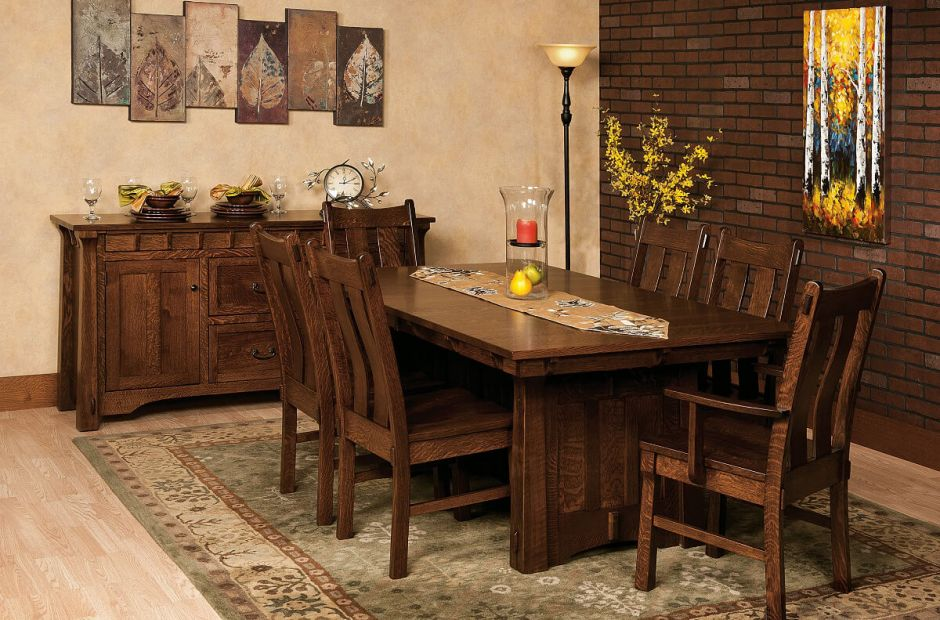 Fontana Craftsman Kitchen Set image 1