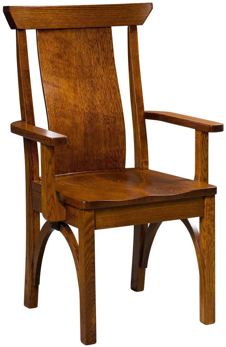 Gridley Dining Arm Chair