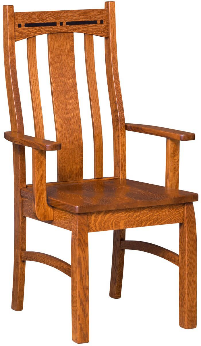 Hot Springs Craftsman Arm Chair