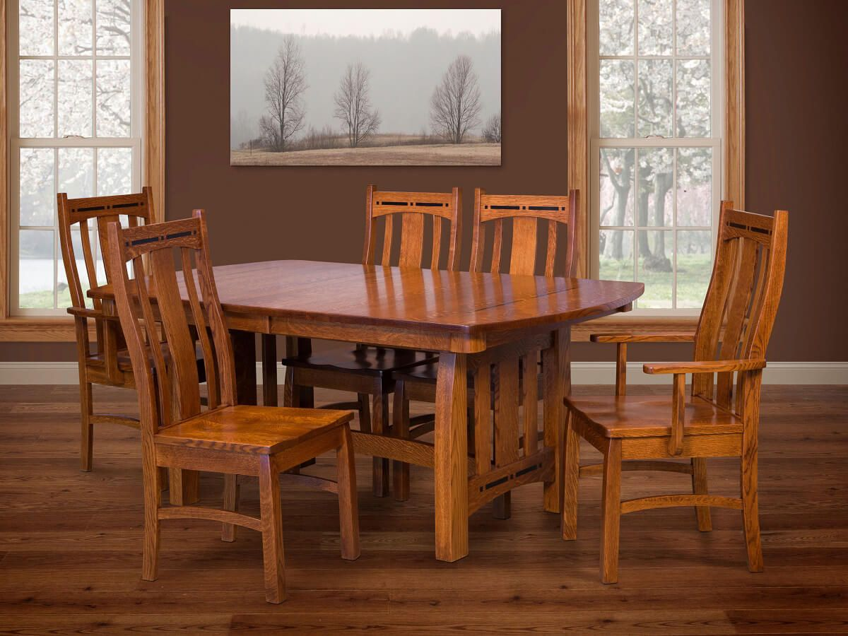 Hot Springs Dining Table and Chairs