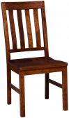 Hotchkiss Rustic Kitchen Chair