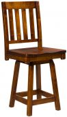 Hotchkiss Swivel Barstool