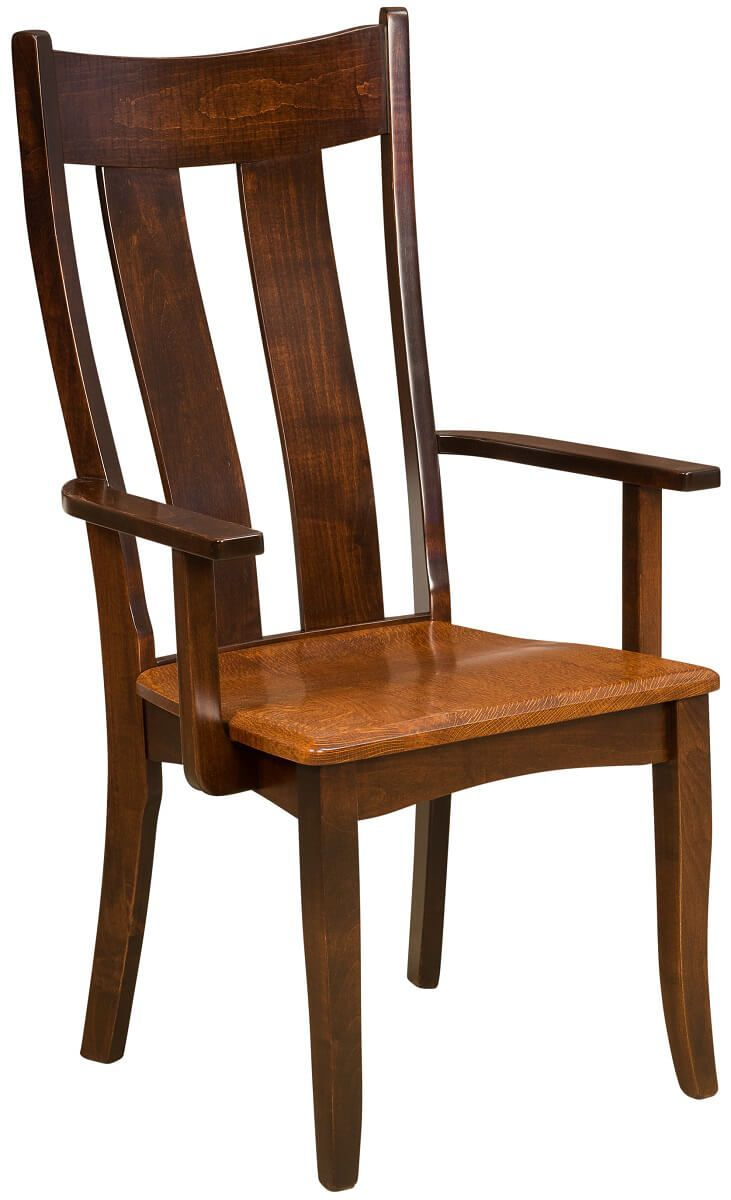 Knox County Transitional Arm Chair
