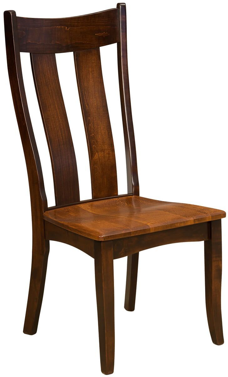 Knox County Transitional Side Chair