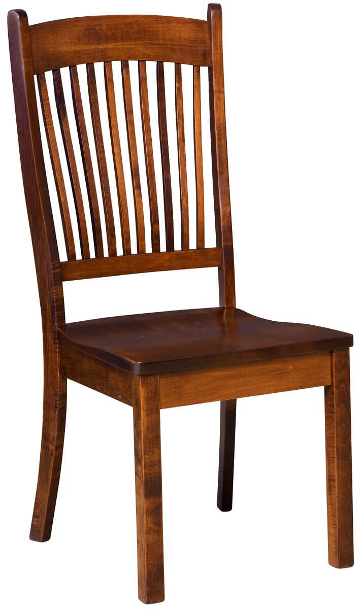 Kramer Solid Wood Side Chair