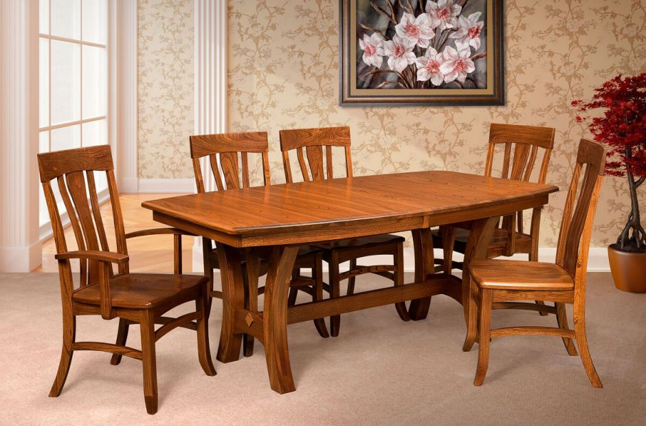 Ligare Modern Dining Room Furniture image 1