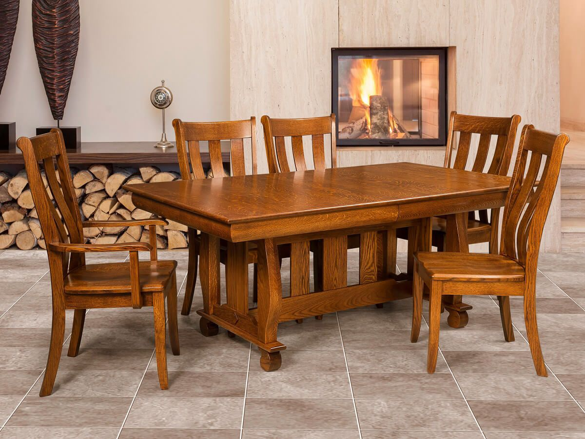 Lorelei Provincial Dining Room Set